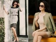 Thời trang - Ngắm MC Thanh Mai học cách mặc đẹp cho tuổi tứ tuần