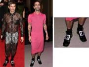 8 điều lạ lùng ít ai biết về NTK nam chuyên mặc váy
