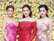 Oái oăm - Hoa hậu Kỳ Duyên hóa cô dâu mơ màng giữa trời giá rét