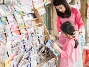 """Làm mẹ - """"Tan chảy"""" với bộ ảnh áo dài Tết ngọt ngào của mẹ và con gái"""
