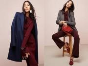 Thời trang - Hoàng Thùy: Mẫu Việt đầu tiên xuất hiện trên tạp chí Elle UK