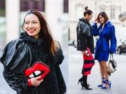 Thời trang - Thời trang ấn tượng của những quý cô Việt tại Paris