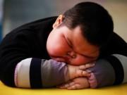 Sức khỏe - Nửa số trẻ béo phì toàn cầu là ở châu Á