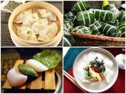 Bếp Eva - Những món ăn may mắn trong dịp Tết của các nước Châu Á