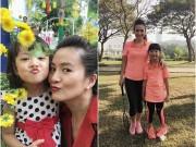 Làng sao - Vợ MC Bình Minh khoe 2 con gái dễ thương