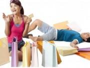 Eva tám - Khổ vì vợ nghiện mua sắm