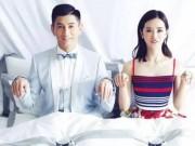 Làng sao - Ngô Kỳ Long - Lưu Thi Thi lần đầu bật mí chuyện vợ chồng