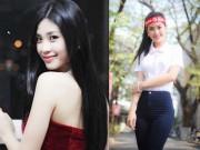 Làm đẹp - Á hậu Việt Nam mách mẹo giữ dáng ngày Tết