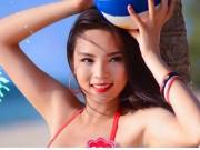 Thời trang - HH Kỳ Duyên hào hứng nếu được dự thi hoa hậu cấp quốc tế