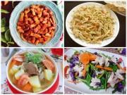 Bếp Eva - Bữa cơm cuối tuần ấm áp cùng cả nhà