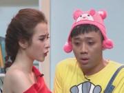 Clip Eva - Trấn Thành ôm, hôn Angela Phương Trinh cho bằng được