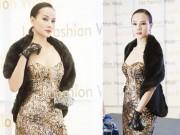"""Dương Yến Ngọc làm vedette tại """"Tuần lễ thời trang Lào"""""""
