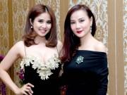 Vợ cũ Phan Thanh Bình gợi cảm bên Dương Yến Ngọc