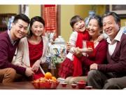 Nhà đẹp - Chung cư đón Tết, trọn niềm vui