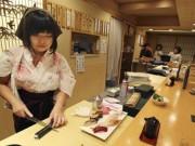 Eva tám - Tại sao phụ nữ không được phép làm đầu bếp sushi?
