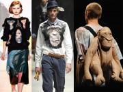 Thời trang - Năm Bính Thân mặc áo họa tiết khỉ ấn tượng!