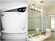 Nhà đẹp - 6 bước làm sạch sâu nhà vệ sinh hôi hám