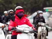 Tin tức - Miền Bắc tiếp tục rét hại, Hà Nội rét 10 độ C