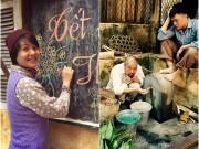 Làng sao - MC Diễm Quỳnh, Quang Minh tái hiện Tết thời bao cấp
