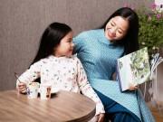 Thời trang - Áo dài tuyệt đẹp cho mẹ và con gái yêu đón Tết