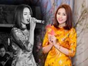 Làng sao - Kỳ Duyên bất ngờ khoe giọng hát trong tiệc cuối năm