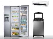 Eva sành - 96% người dùng hoàn toàn hài lòng với sản phẩm điện gia dụng Samsung