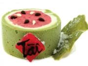 Bếp Eva - Dưa hấu đỏ - món kem may mắn đầu xuân