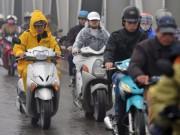 Tin tức - Đón thêm không khí lạnh, miền Bắc mưa rét