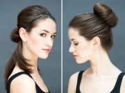 Làm đẹp - 10 kiểu tóc làm trong 10 giây dành cho ngày đầu năm mới