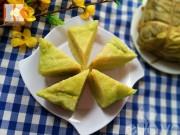 Bếp Eva - Tự gói bánh chưng ngày Tết đơn giản