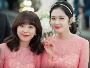 Làng sao - Nhan sắc lộng lẫy lấn át cô dâu của Jang Nara trong phim