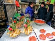 """Bếp Eva - Cuối năm rủ nhau đi sắm Tết tại """"chợ nhà giàu"""" ở Hà Nội"""