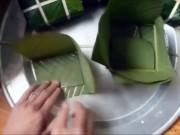 Clip Eva - Gói bánh chưng nhanh, đơn giản không cần khuôn