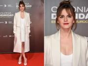 """Làng sao - """"Cô phù thủy"""" Emma Watson gợi cảm trên thảm đỏ"""