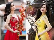 Thời trang - Nhật Kim Anh đẹp rạng rỡ dưới nắng xuân