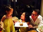 Làng sao - Đoan Trang hạnh phúc đón sinh nhật trong căn phòng tân hôn