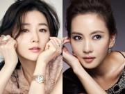 5 nữ minh tinh U50 nổi bật nhất màn ảnh Hàn Quốc