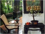 Nhà đẹp - Không gian đón Tết thiền định của Hồng Nhung, Bằng Kiều