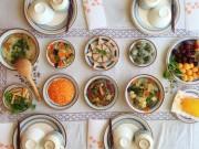 Bếp Eva - Mâm cỗ Tết đậm vị quê của mẹ Việt xa xứ