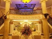 Nhà đẹp - Choáng ngợp phòng khách Hoàng gia của Lý Nhã Kỳ