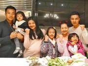 Sang năm mới, Từ Hy Viên khoe có bầu quý tử