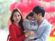 Hậu trường - Hồ Hoài Anh hứa không làm việc dịp Tết để chơi với con gái