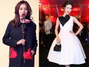 Thời trang - Học lỏm sao Việt quyến rũ chàng với họa tiết trái tim