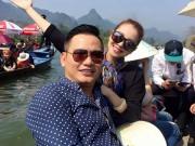 Làng sao - Jennifer Phạm và chồng đi trẩy hội chùa Hương