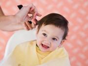Làm mẹ - Thực hư việc cắt tóc máu để tóc trẻ sơ sinh nhanh dày, mượt