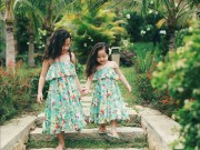 Làm mẹ - Bộ ảnh ngọt ngào của gia đình sinh con gái một bề