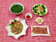 Bếp Eva - Bữa cơm chiều thơm ngon, ấm áp
