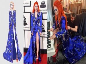 """Lady Gaga được chăm sóc """"đến tận răng"""" tại Garmmy 2016"""