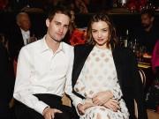 Miranda Kerr lần đầu đưa bạn trai tỷ phú tới Grammy