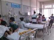Tin tức - Nóng lạnh thất thường, trẻ ồ ạt nhập viện sau nghỉ Tết